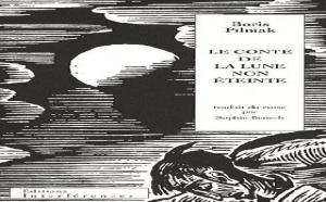 Le conte de la lune non éteinte de Boris Pilniak : polype bureau