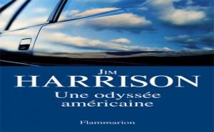 Une odyssée américaine de Jim Harrison : sur la route à plus de soixante balais… (livre)