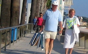 Vacances : un tiers des « non-partants » sont des retraités