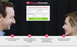 DisonsDemain.fr : site de rencontres pour les quinquas et plus