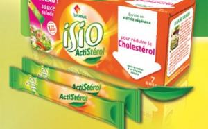 Isio ActiStérol : une sauce salade anti-cholestérol à base de stérols végétaux