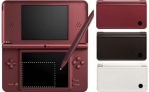 Nintendo DSi LL : la console pour seniors