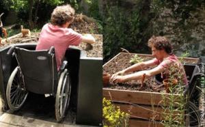 Terraform : un jardin adapté aux personnes à mobilité réduite
