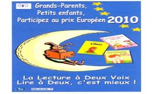 Prix 2010 de La lecture à deux voix : lire à deux c'est mieux !