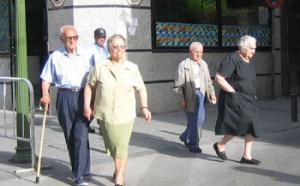France : les plus de 60 ans représentent 22.6% de la population