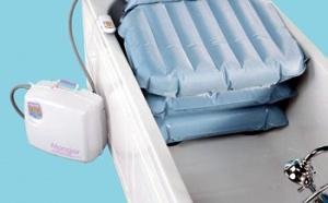 Airflo : un coussin élévateur pour retrouver le plaisir du bain…