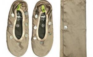 Nayla Slippers : des chaussons «tout mignon» pour la maison ou l'avion