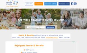 """Senior et Rosalie : un site gratuit qui référencent les sorties """"seniors"""""""