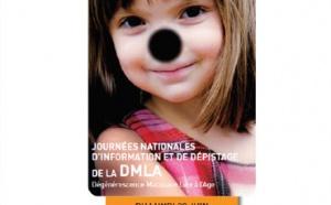 4èmes journées nationales d'information et de dépistage de la DMLA du 28 juin au 2 juillet 2010