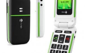 Les téléphones mobiles simplifiés Doro arrivent chez SFR