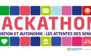 Hackathon : les Hauts-de-Seine pour l'innovation et l'autonomie des seniors