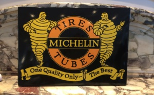 Michelin Collectors Store : le Bibendum relance sa collection d'objets