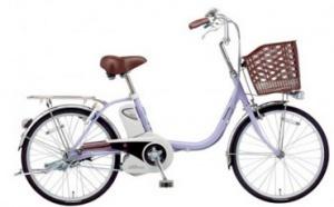 Panasonic : un vélo électrique pour seniors