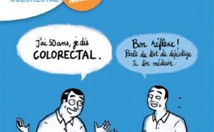 Mars Bleu : nouvelle campagne d'information à l'occasion du mois national de mobilisation contre le cancer colorectal
