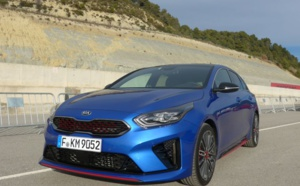 Kia Proceed : le retour du break chic
