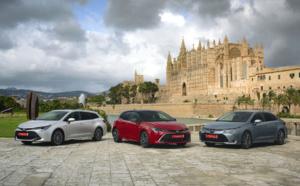 Toyota Corolla : le grand retour par l'hybride