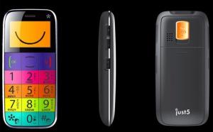 Space Phone, un téléphone senior simplifié et design avec fonction SOS