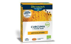 """Diétaroma : toute une gamme de complémentaires alimentaires """"capitale osseux"""""""