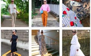 Naito Saori : une petite-fille japonaise met en avant sa mamie très stylée sur Instagram