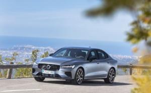 Volvo S60, la nouvelle berline hybride du constructeur suédois