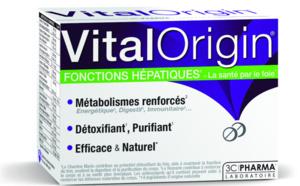 VitalOrigin : un complément alimentaire qui relance nos fonctions hépatiques