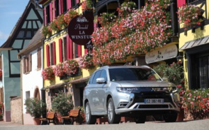 Mitsubishi Outlander PHEV, le pionnier des SUV hybride