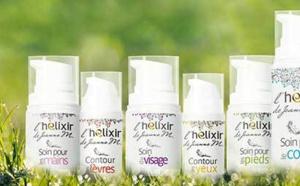 Helixir de Jeanne M : une nouvelle marque de cosmétiques dédiée aux peaux matures