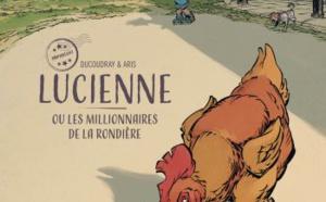 Lucienne ou les millionnaires de la Rondière (BD)