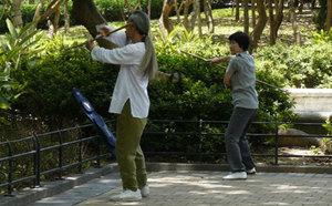 Avec le Taïchi Chuan, adoptez la zen attidude !