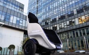 Segway S-Pod : une poussette pour adulte dystopique