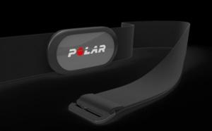 Polar H9, un capteur de fréquence cardiaque précis et abordable