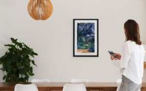 Meural Canvas II : pour des oeuvres d'art numériques sur votre mur