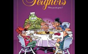 Les Seignors 3ème tome : refusez d'être un senior, devenez un Seignor (BD)