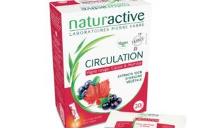 Naturactive Circulation : des extraits de plantes pour des jambes légères