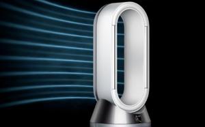 Avec l'humidificateur + Cool de Dyson, respirez mieux toute l'année
