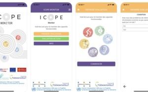 Icope Monitor : l'appli qui prévient le déclin des fonctions cognitives chez les ainés