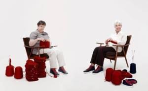 Golden Hook et Feiyue : quand les baskets « tendance » s'associent aux bonnets de grands-mères