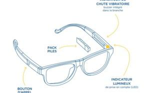 Atol Zen : la paire de lunettes qui alerte en cas de chute d'une personne âgée