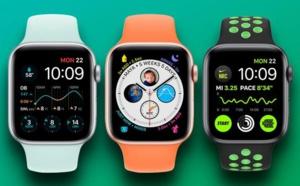 Apple watch : 7 choses à savoir sur watchOS 7