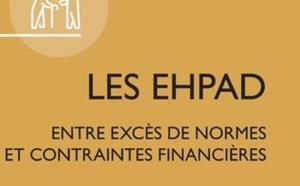 EHPAD : entre excès de normes et contraintes financières par Gérard Brami (livre)