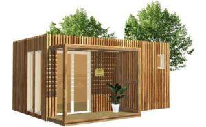 Greenkub propose des maisons de jardin accessibles pour les personnes âgées