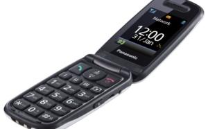 Panasonic KX-TU466 : un téléphone pour les personnes âgées qui permet d'alerter en cas de besoin