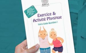 Exercices et activités physiques : la Fondation Ipsen publie un petit guide gratuit