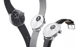 Withings ScanWatch : une montre connectée anti Covid-19