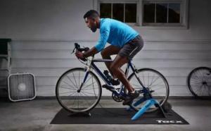 Garmin présente son Tacx Boost : un vélo d'appartement robuste et silencieux