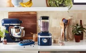 KitchenAid : le blender façon rétro