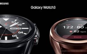 Samsung : suivi de la pression artérielle et électrocardiogramme sur ses Galaxy Watch