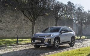 Un break et un SUV, les deux nouveautés Suzuki (partie 2)