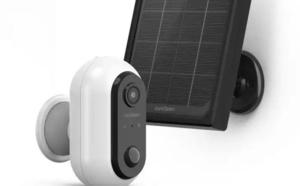 Avidsen HomeCam Battery : caméra de surveillance autonome solaire et connectée