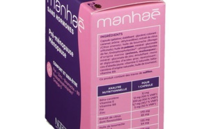Manhaé Ménopause : un complément alimentaire naturel visant à réduire les symptômes